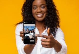 LinkedIn Story </br> Le format qui va booster votre </br> visibilité employeur